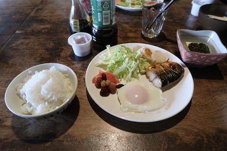 小樽とまや 朝食