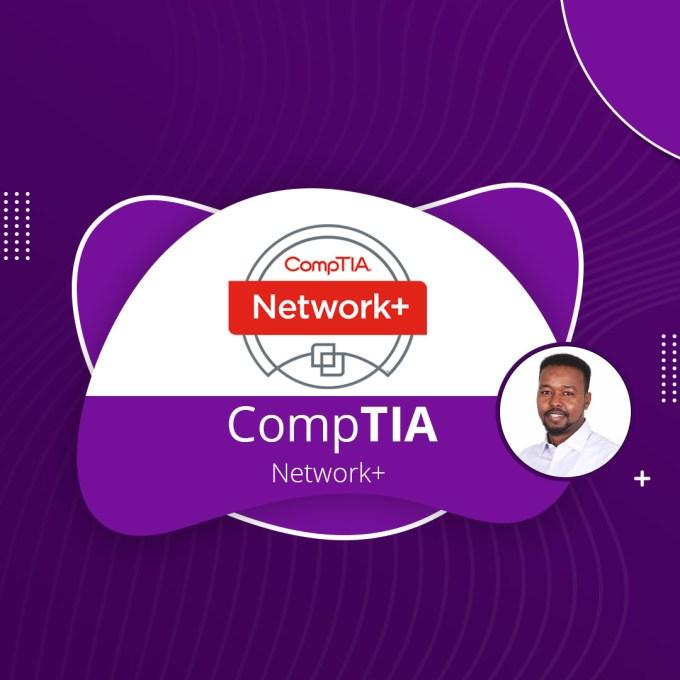 CompTIA Network+ web .
