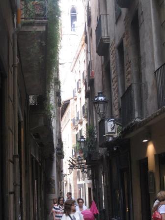 El Bario Gotico