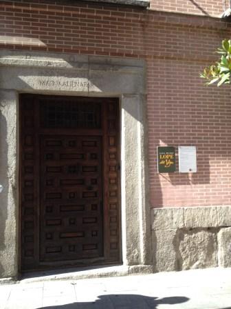 Casa/Museo de Lope de Vega