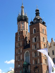 Towers of St. Mary's