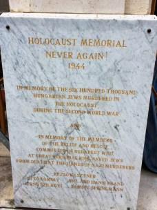 Holocaust Memorial Commemoration