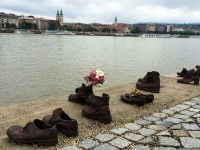 The Shoes Along The Danube Promenade
