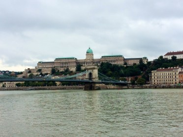 View of the From The Shoes Along The Danube Promenade