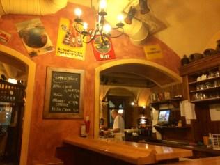 Local Restaurant in Vienna