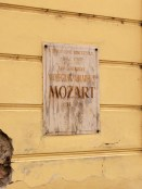 Building Where Mozart Played Piano For Maria Theresa