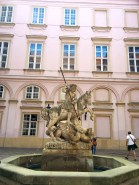 St. George Defeating Dragon