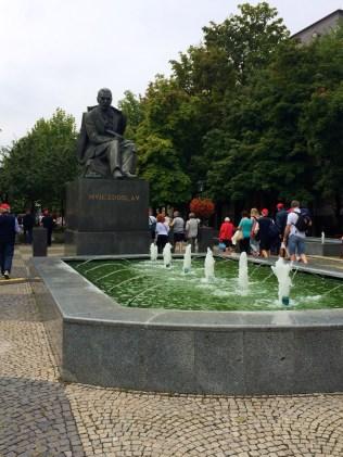 Park In Bratislava