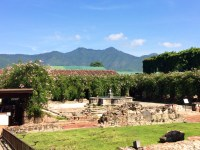View from Casa Santa Domingo Hotel