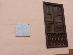 Birthplace of Rafael Pombo