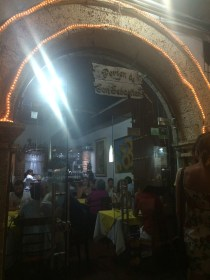 Porton de San Sebastian
