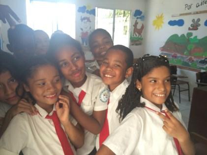 The Children of Boca Azul