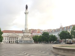 Praça de Comércio in Lisbon, Portugal