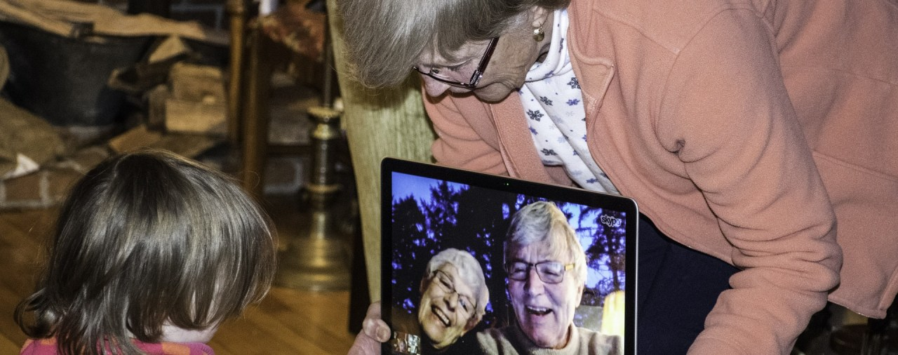 Increasing Social Interaction for Seniors and Offsetting Cognitive Decline During COVID-19