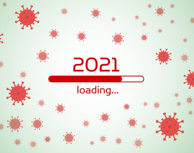 Planning for 2021:  A Little Different This Year