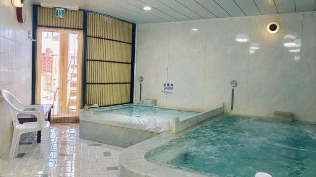 サウナセンター 浴場