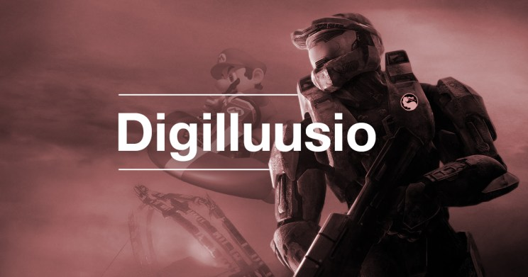 HurraaKerkko Digilluusio videopelit Halo 3