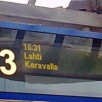 Lahti Keravalla