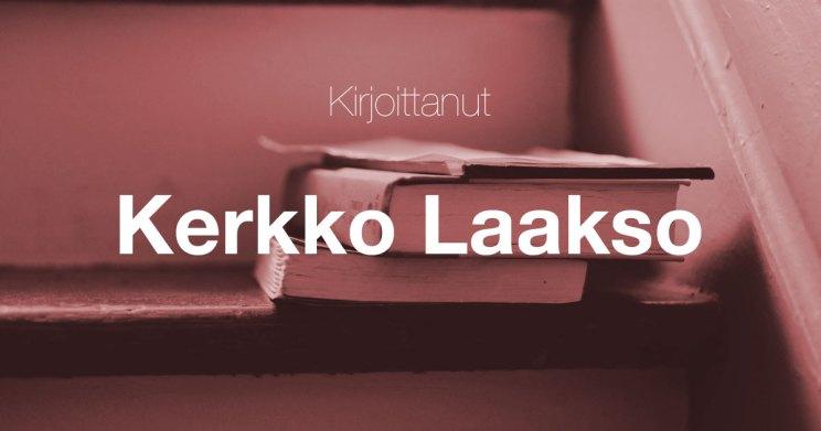 HurraaKerkko Kerkko Laakso