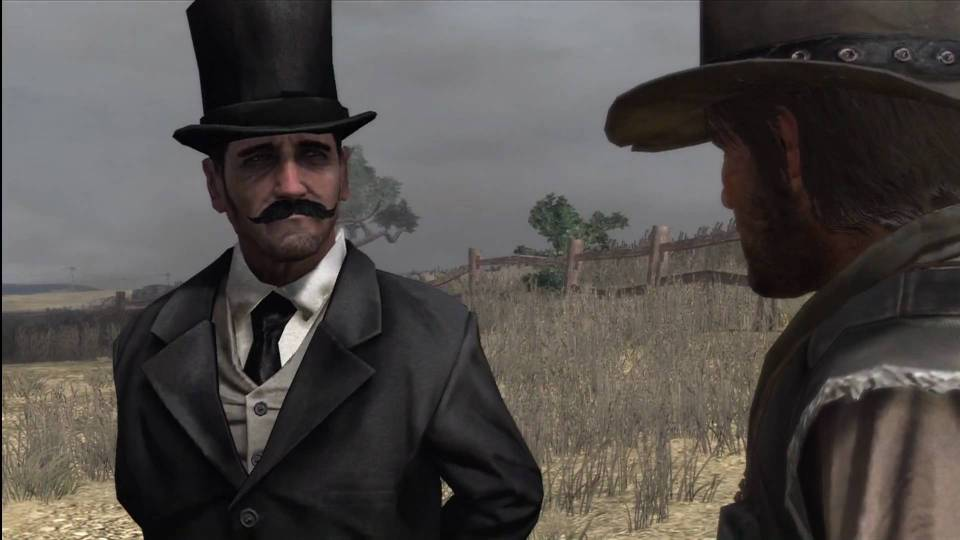 I know you side quest Red Dead Redemption