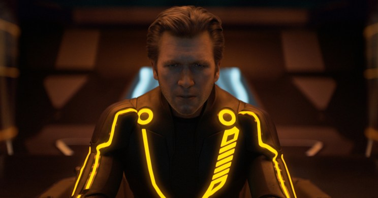 Tron Jeff Bridges digitized CLU