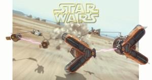 Star Wars Episodi 1 Pimeä Uhka
