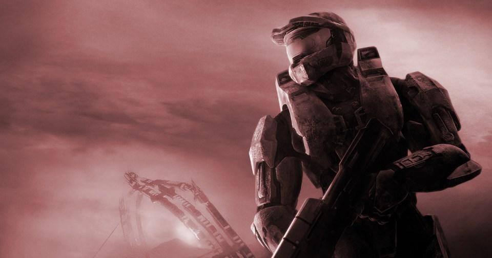 HurraaKerkko Halo videopelisarja