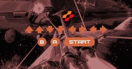 Konami Code Gradius Nintendo