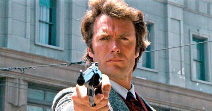 Likainen Harry Clint Eastwood