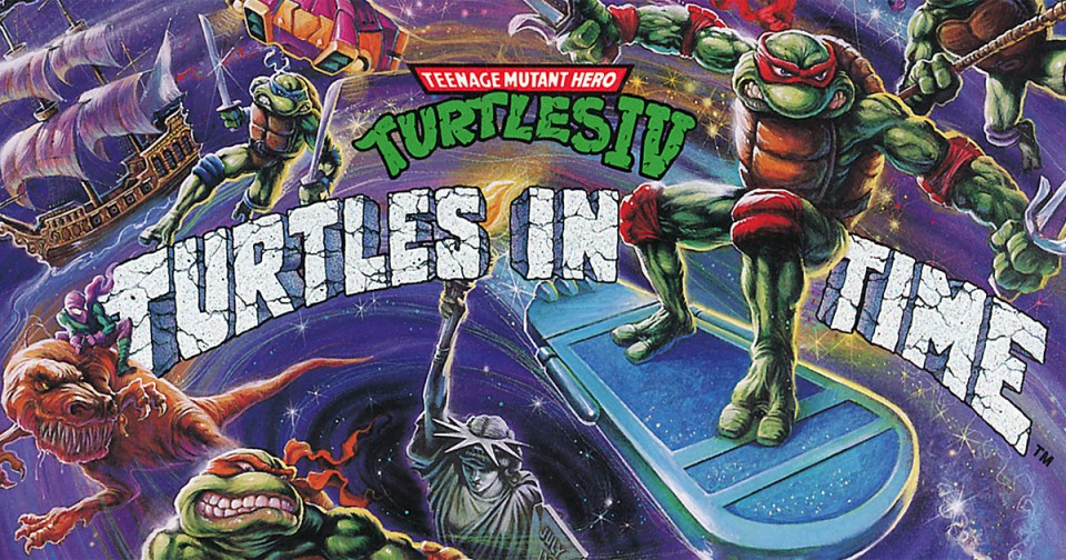 HurraaKerkko Turtles TMNT TMHT