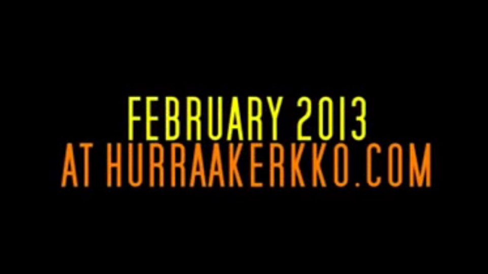 Film February 2013 alkaa! (+video)