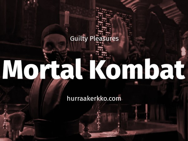 Guilty Pleasures: Mortal Kombat 1995