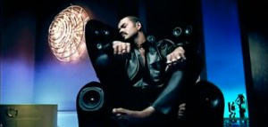 George Michael Fastlove music video