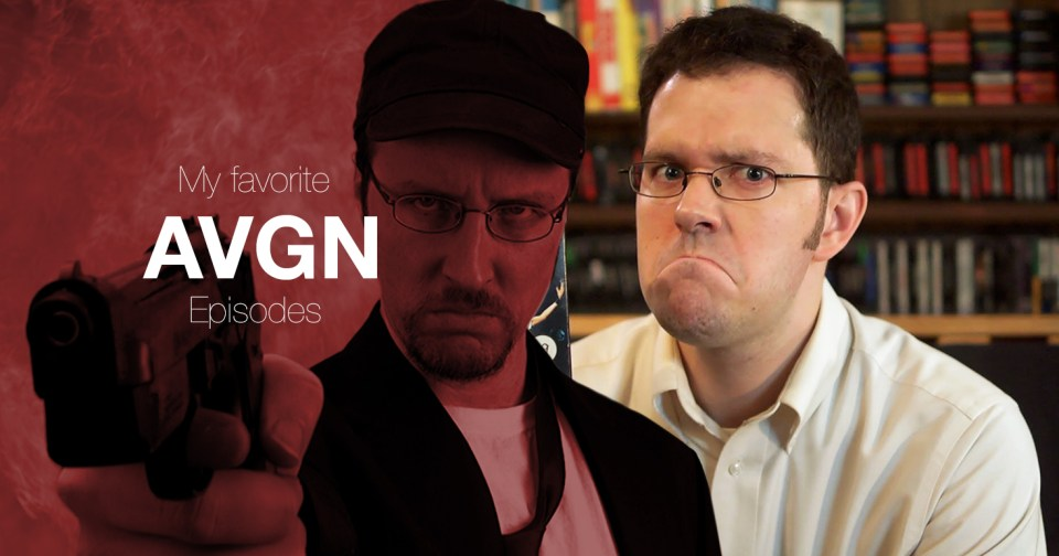 James Rolfe Angry Video Game Nerd AVGN