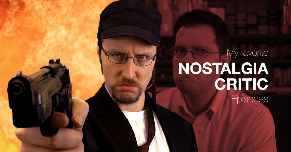 nostalgia critic doug walker