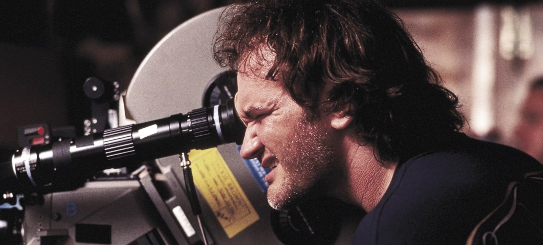 Quentin-Tarantino-On-Set