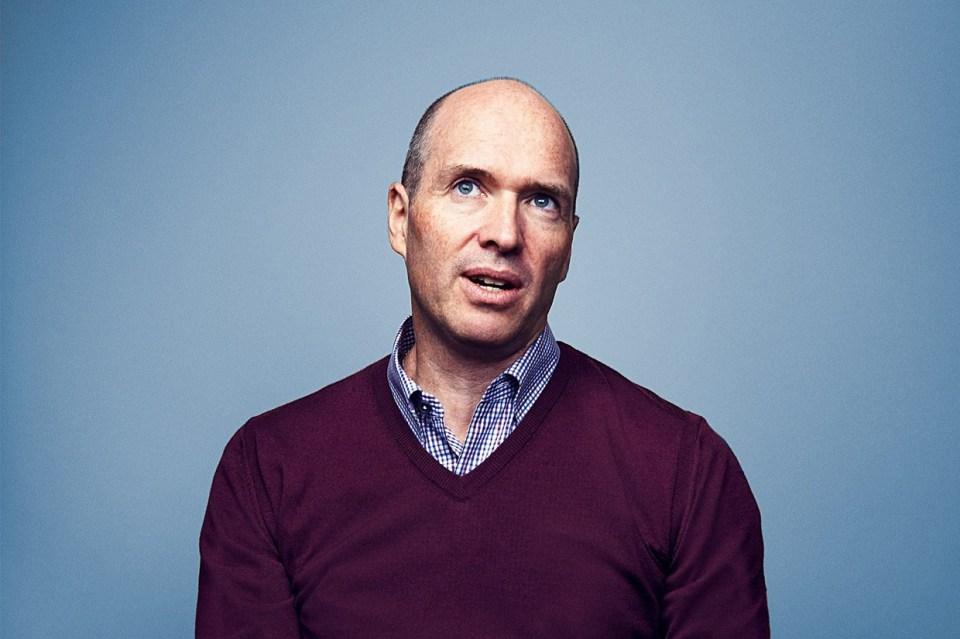 Kiitos Wiredille mahdollisuudesta tutustua Beniin ja hänen yhtiökumppaniinsa Marc Andreesseniin, mielenkiintoisia herroja.