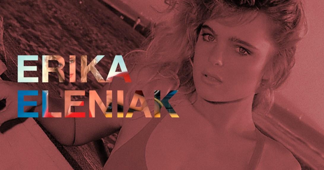 Erika Eleniak Baywatch Playboy