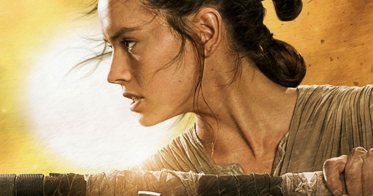 Force Awakens Rey