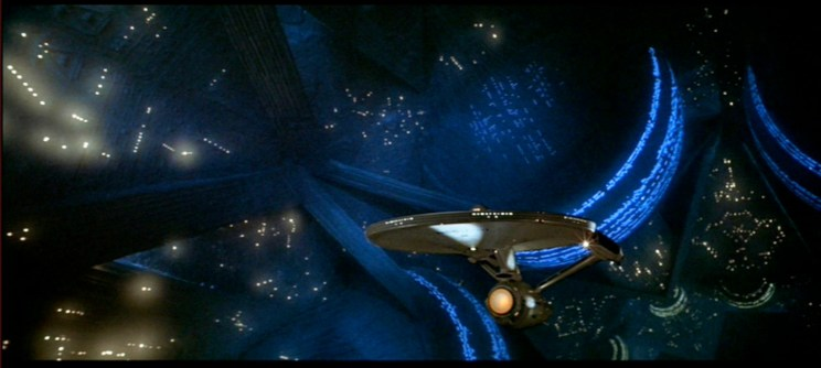 Star Trek The Motion Picture V'Ger