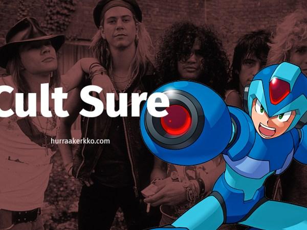 Cult Sure: Kun Guns'n'Roses tähditti Mega Man -peliä