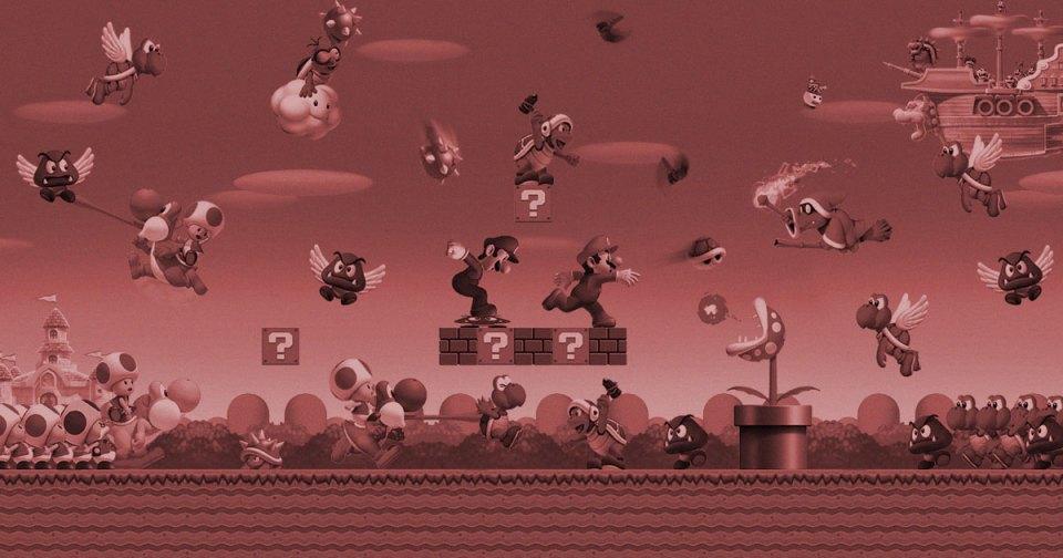 Nintendo julkaisee uuden version NES-konsolista. Super Mario seikkailee jälleen!