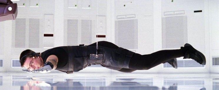 Vaarallinen tehtävä Tom Cruise Ethan Hunt