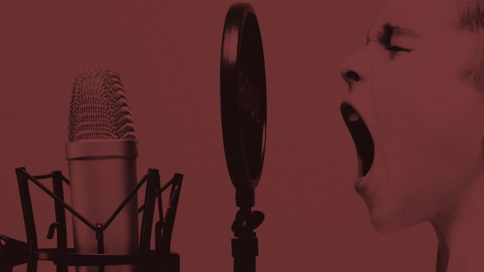 Kuukauden Digilluusio: Google, haluan audiohaun