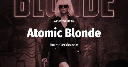 Arvostelussa Atomic Blonde