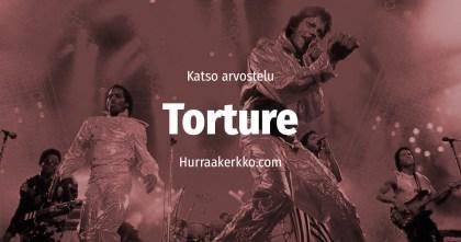 Arvostelussa The Jacksonsin Torture (1984) – katso video!