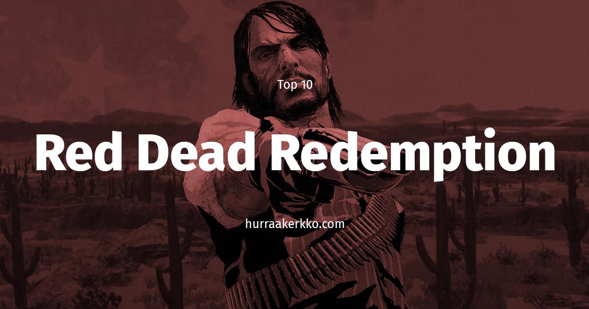 john marston red dead redemption