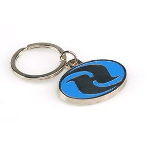 Hurricane Emblem Keychain