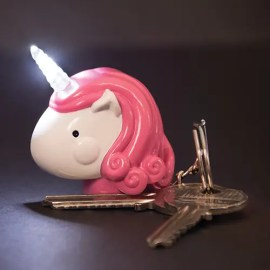 Unicorn Keyring Light