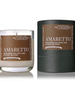 Vineyard Candles Aperitif Collection Amaretto